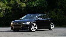 Audi S8 QUATTRO / TIPTRONIC / NAV / DRIVER ASST / COLD WEATHER 2015
