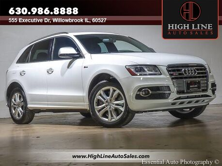 2015_Audi_SQ5_Premium Plus_ Willowbrook IL