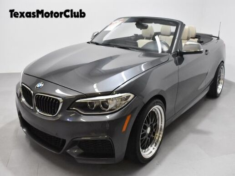 2015 BMW 2 Series 2dr Conv M235i RWD Arlington TX