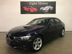 BMW 3 Series 1-Owner Clean Carfax 320i xDrive Nav Rear Camera Driver Assist 2015
