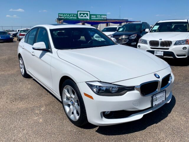 2015 BMW 3-Series 320i xDrive Laredo TX