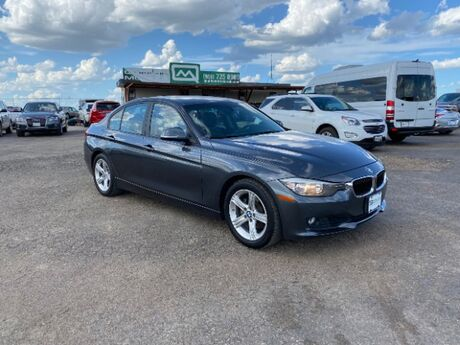 2015 BMW 3-Series 328i Sedan Laredo TX