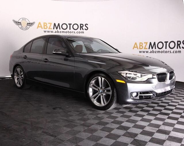 2015 BMW 3 Series 328i Sport PackageRear View CameraBluetoothKeyless GO