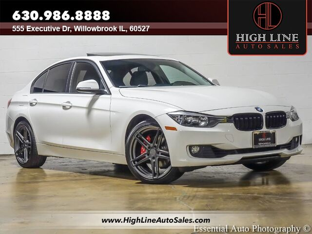 2015 BMW 3 Series 328i xDrive Willowbrook IL