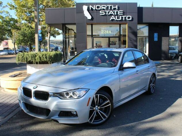 2015_BMW_3 Series_335i_ Walnut Creek CA