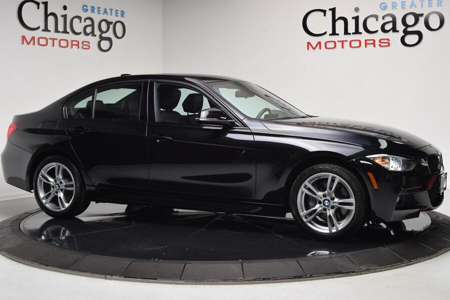 2015_BMW_3 Series_335i xDrive_ Chicago IL