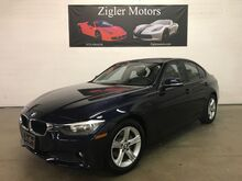 2015_BMW_3 Series Sport Package 1-Owner Clean Carfax_320i xDrive Sport Nav Rear Camera Driver Assist_ Addison TX