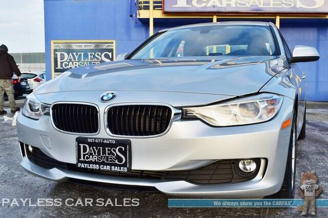 2015 BMW 320i xDrive AWD / Automatic / Power & Heated Leather Seats / Sunroof / Bluetooth / Only 14K Miles Anchorage AK