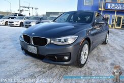 2015_BMW_328i GT_/ AWD / Turbocharged / Automatic / Front & Rear Heated Leather Seats / Heated Steering Wheel / Panoramic Sunroof / Navigation / Bluetooth / Back Up Camera / HID Headlights_ Anchorage AK