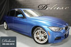 BMW 328i xDrive, M Sport Package, Lighting Package, Navigation System, Rear-View Camera, Harman Kardon Sound, Heated Leather Seats, Power Sunroof, 18-Inch M Sport Alloy Wheels, 2015