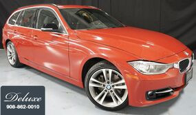 BMW 328i xDrive Sports Wagon, Sport-Line Package, Navigation System, Rear-View Camera, Bluetooth Streaming Audio, Heated Leather Seats, Panorama Sunroof, 18-Inch Alloy Wheels, 2015