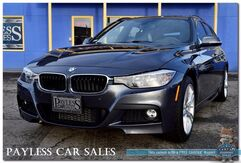 2015_BMW_328xi_Wagon xDrive AWD / M Sport Pkg / Heated Leather Seats / Heads-Up Display / Panoramic Sunroof / Navigation / Bluetooth / Back-Up Camera / Only 14K Miles / 1-Owner_ Anchorage AK