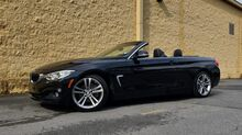 2015_BMW_4 Series_428i CONVERTIBLE HARD-TOP / SPORT LINE / CAMERA_ Charlotte NC