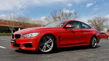 BMW 4 Series 428i M-SPORT / NAV / SUNROOF / CAMERA / DRVR ASST 2015
