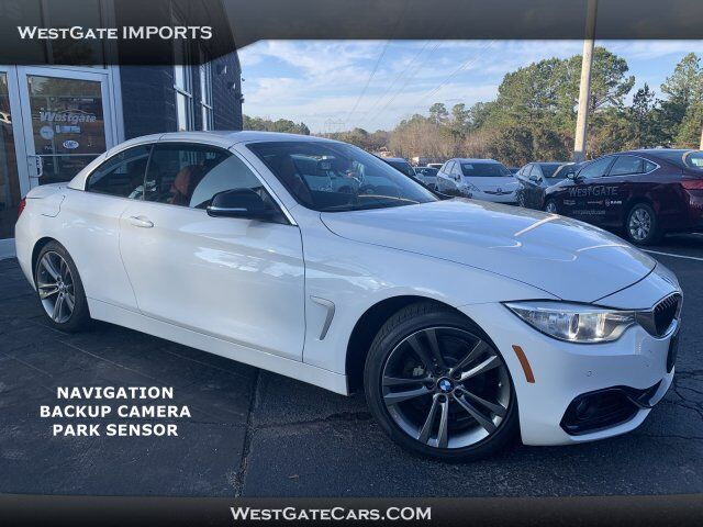 2015 BMW 4 Series 428i Raleigh NC