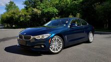 BMW 4 Series 428i xDrive AWD / PREM PKG / LUX PKG / NAV / SUNROOF 2015