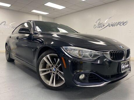 2015 BMW 4 Series 435i Gran Coupe Dallas TX