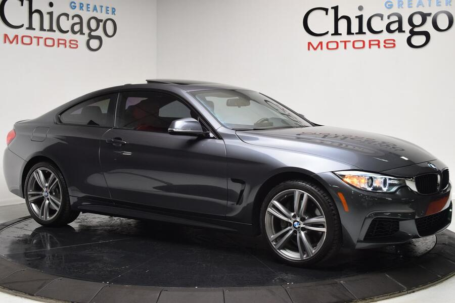 2015_BMW_4 Series_435i xDrive M Sport MSRP: $61,790_ Glendale Heights IL
