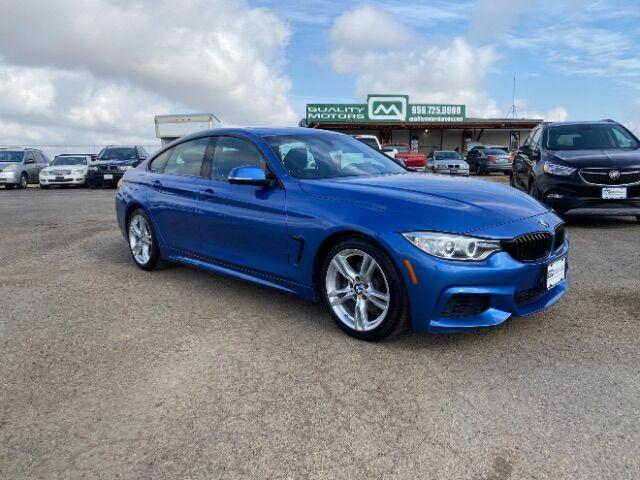 2015 BMW 4-Series Gran Coupe 428i Laredo TX