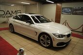 2015 BMW 4-Series Gran Coupe 428i M SPORT WITH RED ROSSO LEATHER DRIVER ASSIST