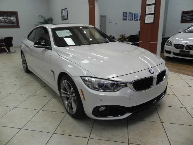 2015 BMW 4-Series LUXURY COUPE Charlotte NC