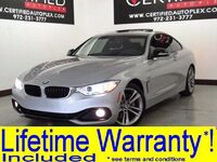 BMW 435i COUPE SPORT DRIVE ASSIST PKG NAVIGATION HARMAN KARDON SOUND SUNROOF 2015