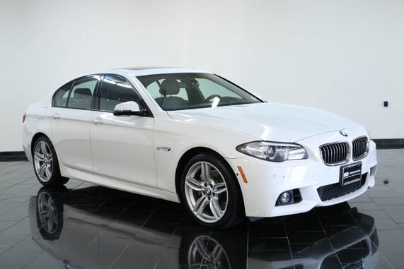 2015_BMW_5 Series_4dr Sdn 535i xDrive AWD,1 Owner, Clean Carfax, M-Sport Package, Premium Package, Driver Assistance Plus, Cold Weather Package, Driver Assistance Package, Harman Kardon Surround System, Rearview Camera,_ Leonia NJ