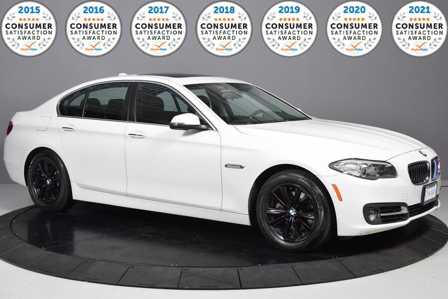 2015_BMW_5 Series_528i_ Glendale Heights IL