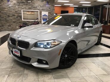 2015_BMW_5 Series_535i M-Sport xDrive_ Worcester MA