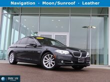 2015_BMW_5 Series_535i xDrive_ Kansas City KS