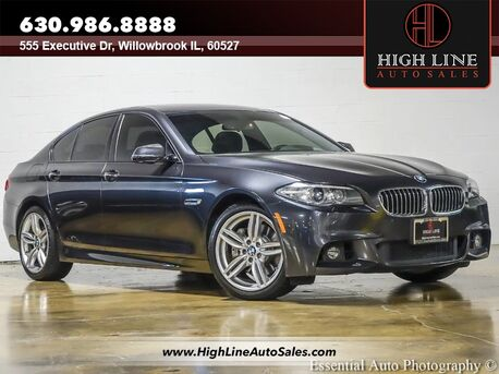 2015_BMW_5 Series_535i xDrive_ Willowbrook IL