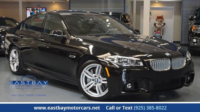 2015_BMW_5 Series_550i Driver assist plus ** M Sport ** Executive ** Luxury Seating_ San Ramon CA