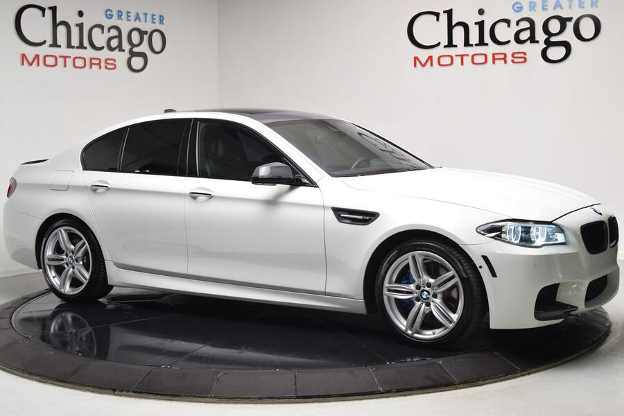 2015_BMW_5 Series_550i_ Glendale Heights IL