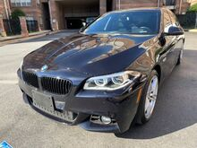 2015_BMW_5-Series_550i xDrive_ Brandywine MD