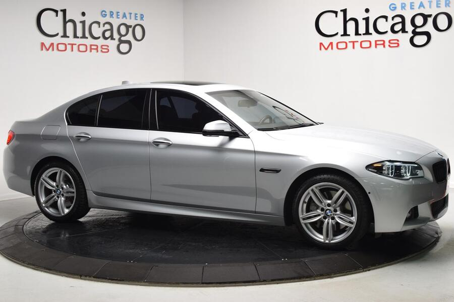 2015_BMW_5 Series_550i xDrive_ Glendale Heights IL