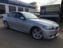 BMW 535i M SPORT NAVIGATION HEADS-UP, SURROUND VIEW, REVERSE CAMERA, LANE CHANGE, LED LIGHTS!!! ALL OPTIONS!!! ONE OWNER!!! 2015