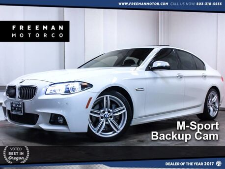 2015_BMW_535i_M-Sport Heads Up Display Htd Seats_ Portland OR