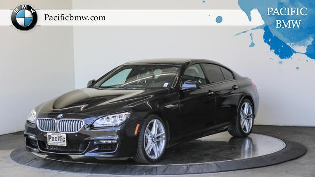 BMW Series Dr Sdn I RWD Gran Coupe Glendale CA - 2015 bmw 650i coupe
