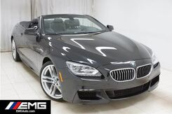 2015_BMW_6 Series_640i Cabrio M Sports Premium Navigation Backup Camera 1 Owner Convertible_ Avenel NJ