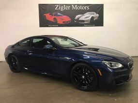 BMW 6 Series 640i Coupe *M Sport* 20 Black Coated wheels HeadsUp 2015