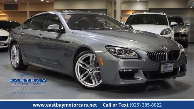2015_BMW_6 Series_640i M Sport package Executive Package Lighting Package_ San Ramon CA