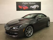 2015_BMW_6 Series 650i Conv High Options BMW Individual Exec Pkg_650i Convertible One Owner 13Kmi Bang&Olufsen sound Exec Pkg_ Addison TX
