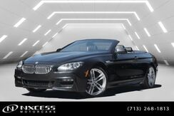 2015_BMW_6 Series_650i Convertible Low Miles Msrp $101,910!_ Houston TX