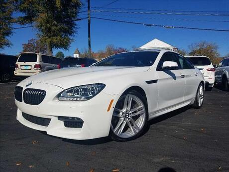 2015 BMW 6 Series 650i xDrive Gran Coupe Raleigh NC