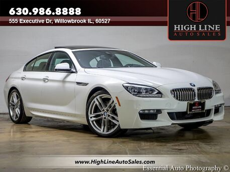 2015_BMW_6 Series_650i xDrive_ Willowbrook IL