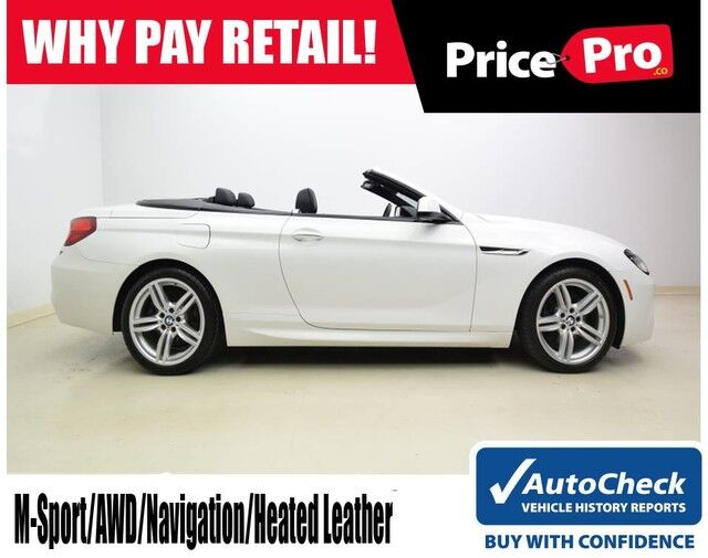 2017 Bmw 640i Convertible Xdrive M Sport Maumee Oh