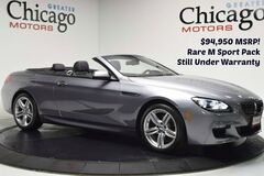 BMW 640i xDrive $94,950 msrp! Loaded 1 Owner Carfax certified 2015