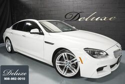 BMW 650i xDrive Gran Coupe M Sport Edition, Driving Assistance Plus Package, Cinnamon Brown Leather Interior, Power Sunroof, 2015