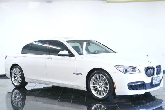 2015_BMW_7 Series_4dr Sdn 750Li xDrive AWD, Factory Warranty, M-Sport Package, Executive Package, Luxury Rear Seating Package, Navigation System, Back-up Camera, Driver Assistance PLus, Cold Weather Package, Moonroof,_ Leonia NJ