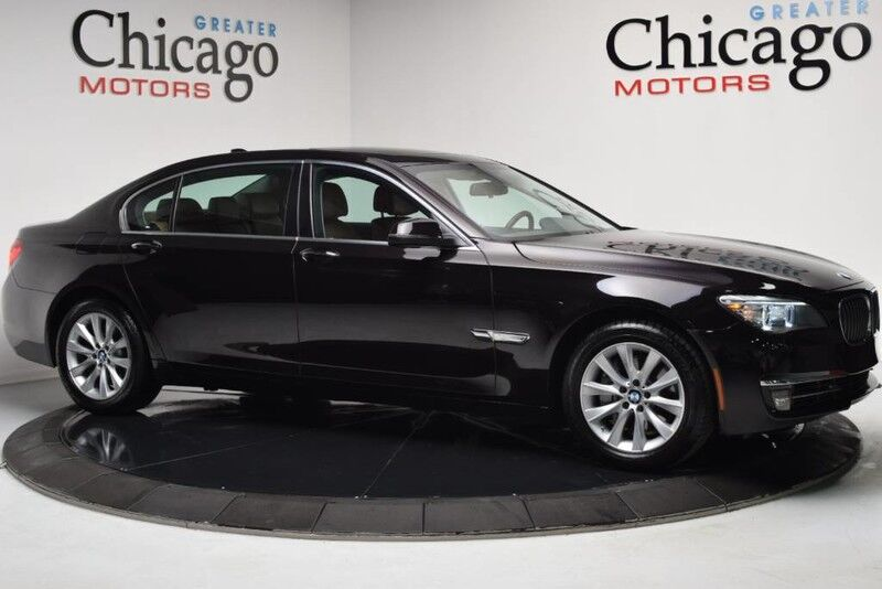 2015_BMW_7 Series_740Li_ Chicago IL